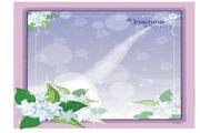 精美鲜花边框素材15
