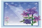 精美鲜花边框素材16