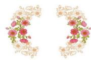 精美鲜花边框素材26