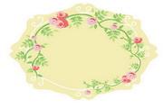 精美鲜花边框素材27