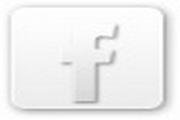 白色社交媒体图标下载