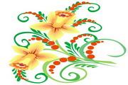矢量花朵素材24