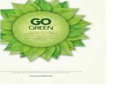 绿色概念矢量创意