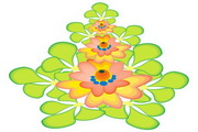 矢量花朵素材32