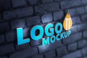 3DLOGO设计模板