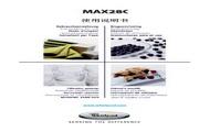 惠而浦MAX28C/R微波炉使用说明书