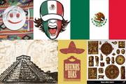 墨西哥主题素材