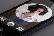 iPhone5拍照界面UI设计素材