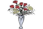 矢量花朵素材76