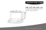 九阳JYL-H6料理机使用说明书