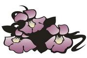 矢量花朵素材118