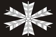 矢量黑白图案素材4