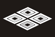 矢量黑白图案素材7