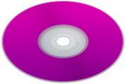 多色彩光盘图标