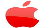 七色彩苹果图标下载