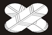 矢量黑白图案素材17