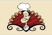 卡通厨师图标PSD素材
