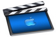 iMovie电影图标...
