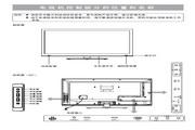 海信LED39K310J3D液晶彩电使用说明书