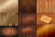 木质地板纹理矢量