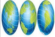 地球地图矢量