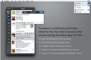 Twitter客户端 tweetbot For Mac 1.3
