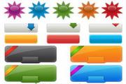 个性网站图标设计PSD素材