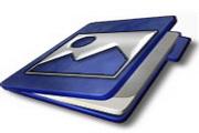 蓝色文件夹图标下载16
