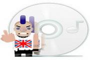 个性音乐光盘图标下载