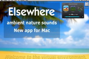 Elsewhere: Ambient Nature Sounds For Mac 1.3
