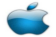 水晶苹果logo图标下载