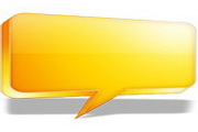 黄色IM图标下载