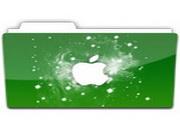 MAC苹果文件夹图...