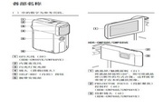 SONY索尼HDR-GW66VE数码摄像机说明书
