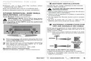 三洋DP52440液晶彩电使用说明书