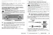 三洋DP50740液晶彩电使用说明书