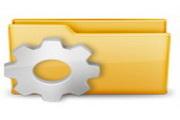 黄色文件夹图标下载5