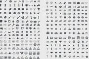 1000个矢量图标集汇总素材下载