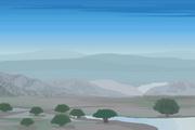 风景背景矢量素材128