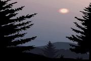 矢量夕阳风景素材24