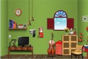 休闲室内家具布置PSD素材