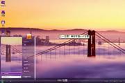 金门大桥win7主题 1.0