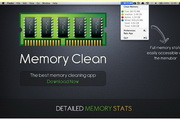 Memory Clean For Mac 2.8
