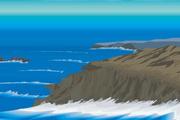 风景背景矢量素材159