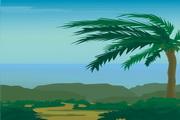 风景背景矢量素材194
