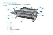 惠普Designjet T1500打印机说明书
