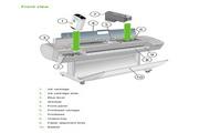 惠普Designjet T610打印机说明书