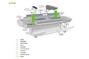 惠普Designjet T1120打印机说明书