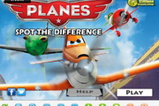 飞机总动员找茬...