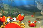 海底世界鱼吃鱼...